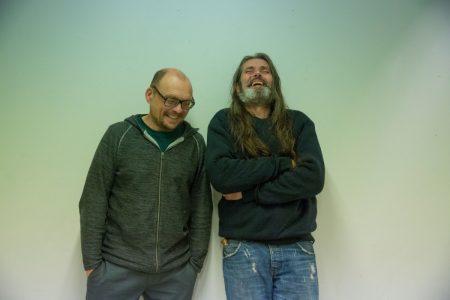 Harald og Bugge - fotot_Petter Stene
